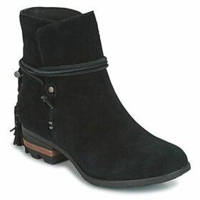 Sorel  Farah Short  women's Mid Boots in Black