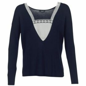 Kookaï  REPIXU  women's Sweater in Blue