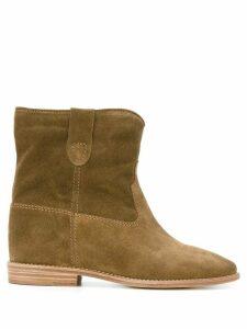 Isabel Marant Crisi boots - Brown