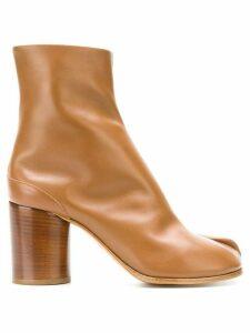 Maison Margiela Tabi boots - Brown