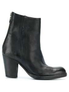 Sartori Gold block heel ankle boots - Black