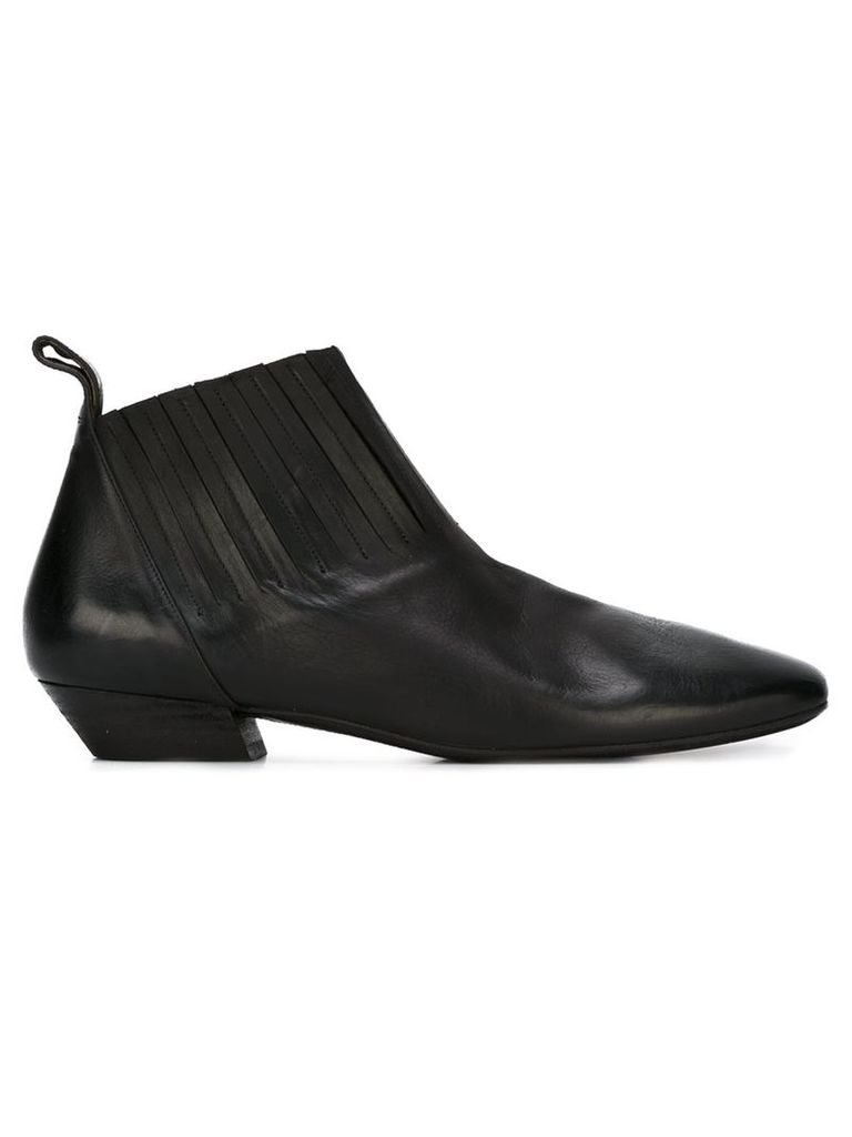 Marsèll low heel ankle boots - Black