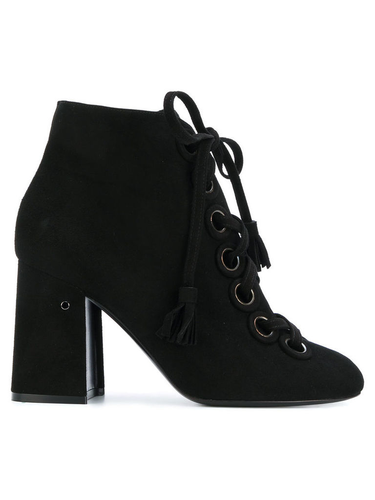 Laurence Dacade Paddle boots - Black