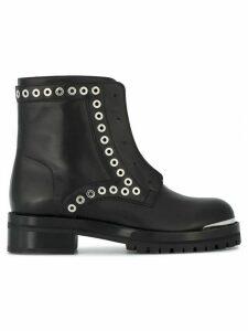 Alexander McQueen Biker boots - Black