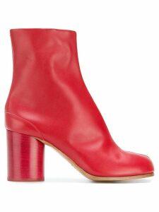 Maison Margiela Tabi boots - Red