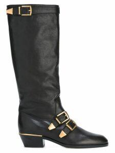 Chloé knee-high boots - Black