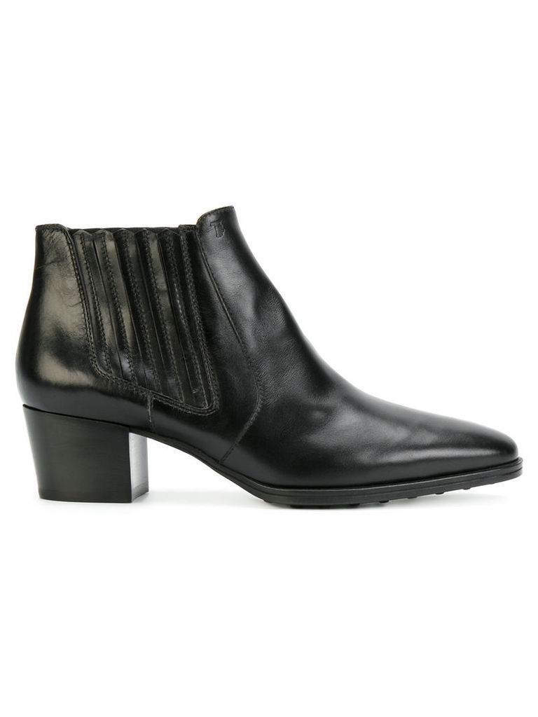 Tod's ankle boots - Black