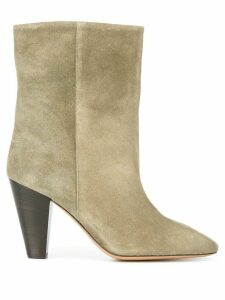 Isabel Marant Étoile Étoile Darilay suede boots - Green