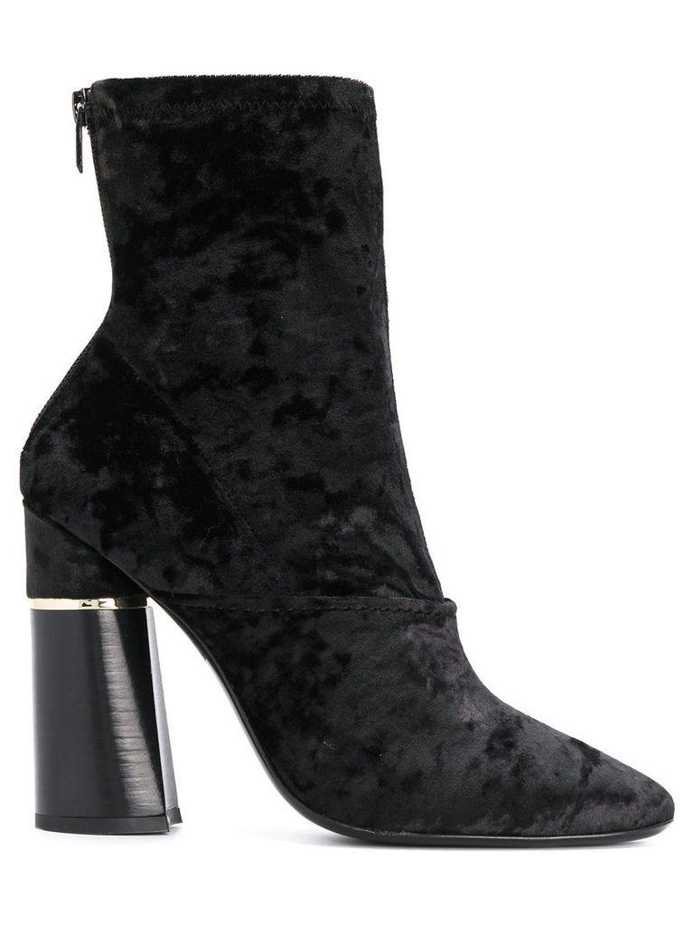 3.1 Phillip Lim zipped ankle boots - Black