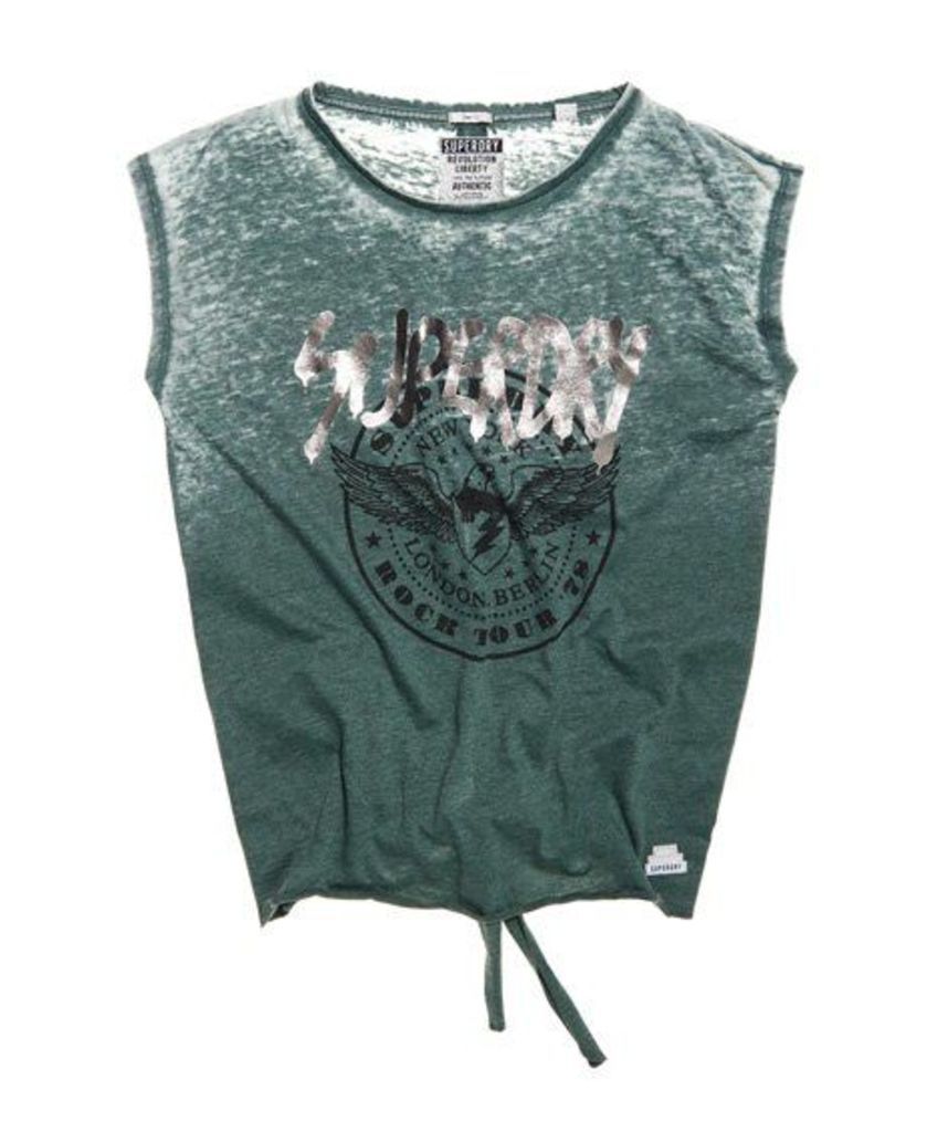 Superdry Knot Back T-Shirt