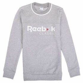 Reebok Sport  Iconic Crew  women's Sweatshirt in Grey