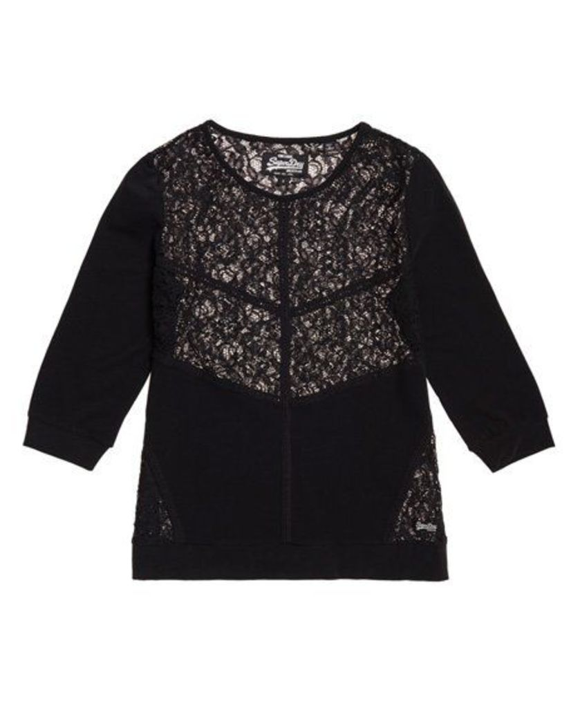 Superdry Ivy Lace Top