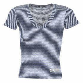 Guess  SKKOLA  women's T shirt in White