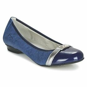 Dorking  TELMA  women's Shoes (Pumps / Ballerinas) in Blue