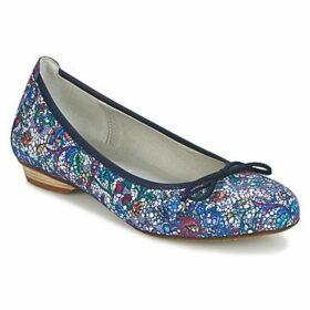 Dorking  TELMA  women's Shoes (Pumps / Ballerinas) in Blue