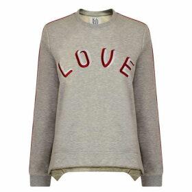 Zoe Karssen Love Sweatshirt