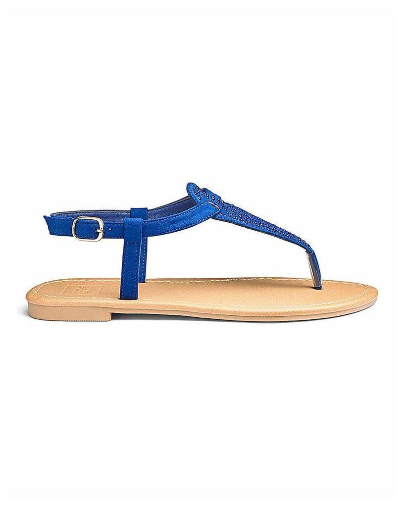 Ava Jewel Sandals E Fit