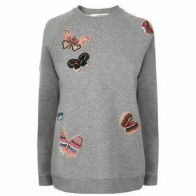 Valentino Butterfly Sweatshirt