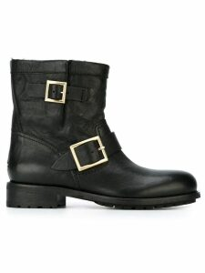Jimmy Choo 'Youth' boots - Black