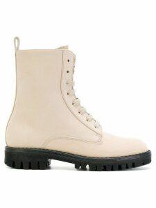 Philipp Plein Dary boots - Neutrals