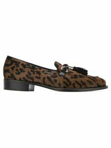 Giuseppe Zanotti Jean-Pierre loafers - Brown