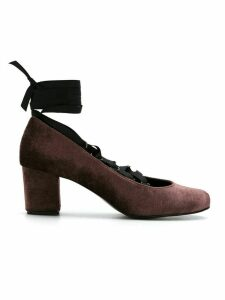 Olympiah lace up shoes - PINK