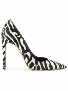 Dsquared2 zebra print pumps - Black