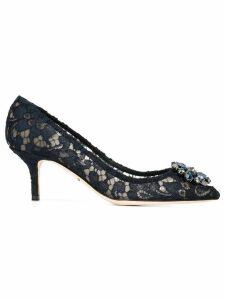 Dolce & Gabbana 'Bellucci' pumps - Blue