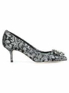 Dolce & Gabbana 'Bellucci' pumps - Metallic
