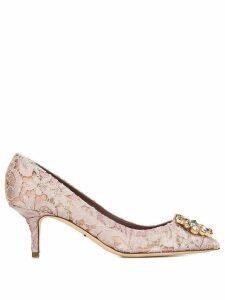 Dolce & Gabbana 'Bellucci' pumps - Pink
