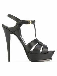 Saint Laurent Tribute sandals - Black