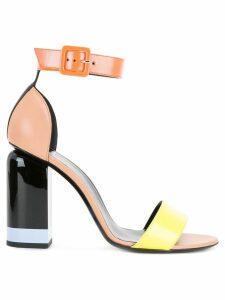 Pierre Hardy Memphis sandals - Multicolour