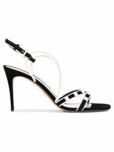 Valentino VLTN Valentino Garavani Free Rockstud sandals - Black
