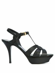Saint Laurent Classic Tribute 75 sandals - Black