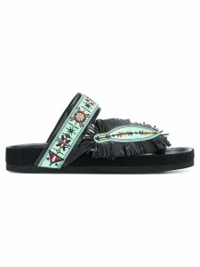 Isabel Marant Eban sandals - Green