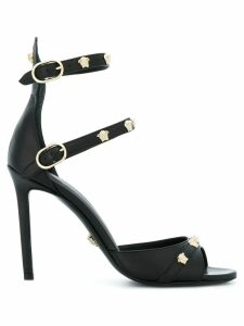 Versace Medusa sandals - Black