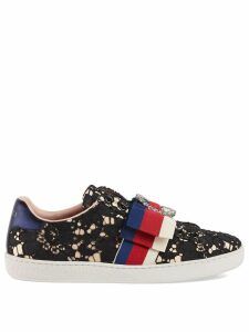 Gucci Ace lace sneakers - Black