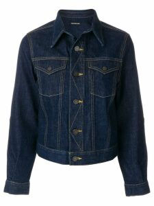Calvin Klein 205W39nyc classic denim jacket - Blue
