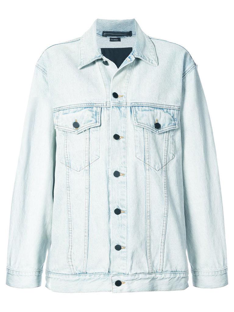 Alexander Wang Daze denim jacket - Blue