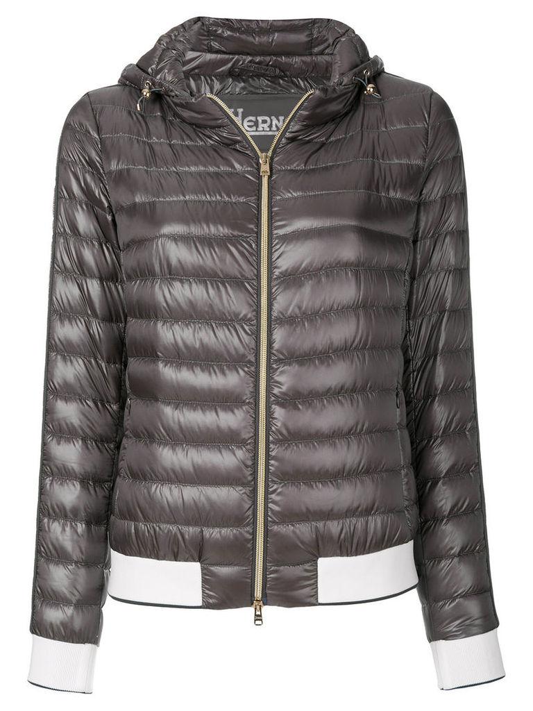 Herno Ultralight Luxury Gym jacket - Grey