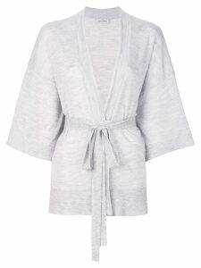 Le Kasha Toyaoke cardigan - Grey