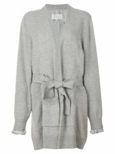 Maison Margiela robe cardigan - Grey