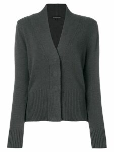 Cashmere In Love Sophia cardigan - Grey