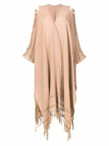 Caravana Yun Caax cardigan - Brown