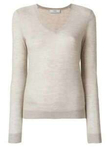 Pringle of Scotland lightweight V-neck jumper - Neutrals