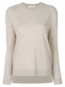 Pringle of Scotland round neck sweater - Neutrals