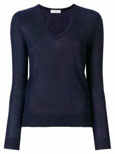 Pringle of Scotland lightweight V-neck jumper - Blue