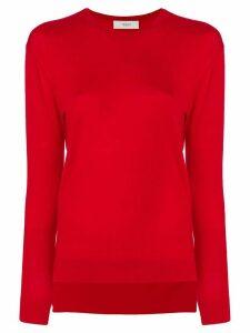 Pringle of Scotland round neck sweater - Red