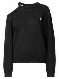 Marcelo Burlon County Of Milan Cross sweatshirt - Black