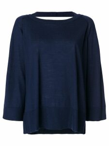 Prada long sleeve blouse - Blue